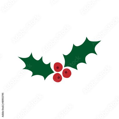 christmas mistletoe vector illustration hand drawn mistletoe green rh fotolia com christmas mistletoe vector mistletoe vector black and white