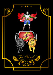 the chariot card