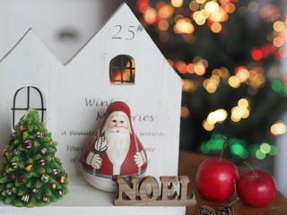ナチュラルクリスマス雑貨