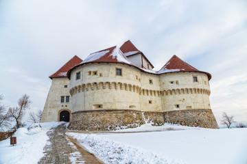 Castle Veliki Tabor in Croatia