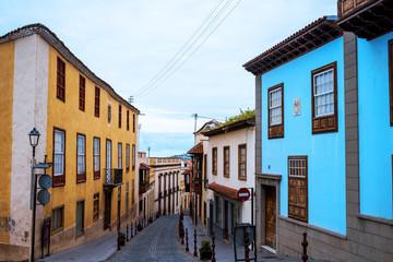 La Orotava, Tenerife, Canary Islands