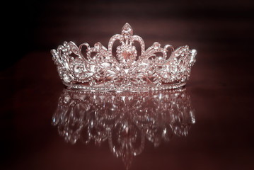 Little crown for princess. Jewelry, wealth
