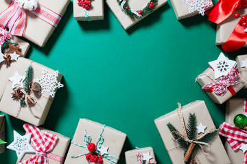 Craft aroma gift  wrapping