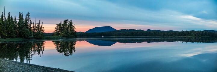 Sunrise on Pond Bay
