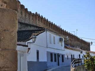 Galisteo . Pueblo de España, en la provincia de Cáceres, Comunidad Autónoma de Extremadura