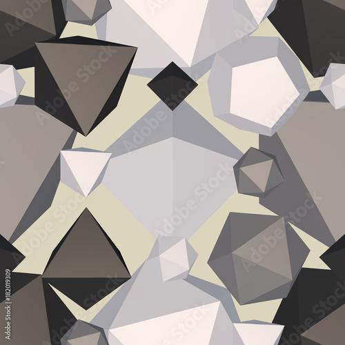 Polygon template wallpaper.\