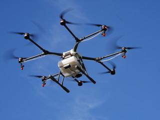 Drohne in der Landwirtschaft - Kopter für die Agrarwirtschaft
