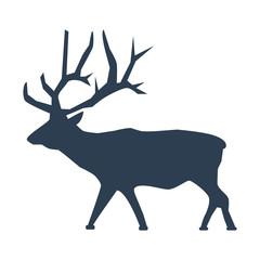 Buck Icon on white background.
