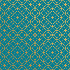 Graphic Vector Seamless Pattern -  pattern swatches included for illustrator user