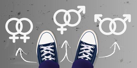 sexualité - jeune - hétérosexuel - sexe - gay - homosexuel - orientation sexuelle