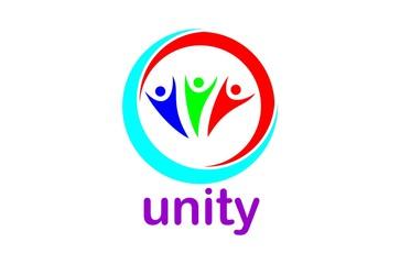 round unity logo