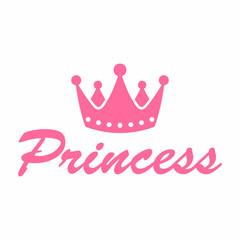 Princess crown icon