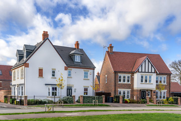 Urban Housing in the south of England