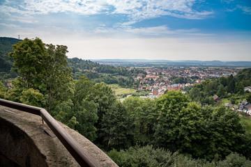 Sonneberg in Thüringen
