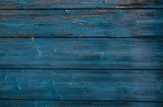 Türkises Holzstruktur retro vintage Hintergrund
