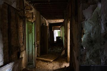 Unused Hallway