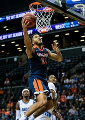 NCAA Basketball: NIT Season Tip-Off-Virginia vs Rhode Island