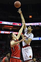 NCAA Basketball: St. Francis (PA) at Louisville