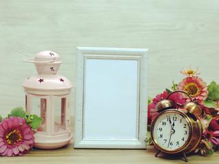 mock up frame home decor