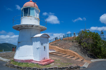 Lighthouse on Grassy Hill, Cooktown, Queensland.