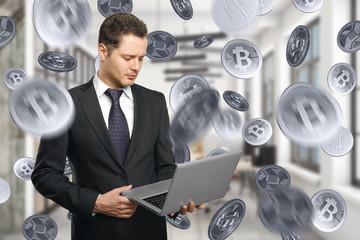 E-business and e-commerce concept
