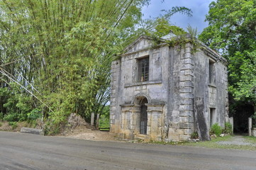 Traditional Jamaican House in Good Hope, Jamaica