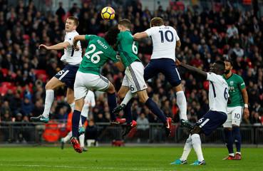 Premier League - Tottenham Hotspur vs West Bromwich Albion