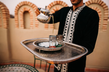 Tea Time Marrakesch