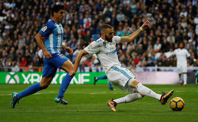 La Liga Santander - Real Madrid vs Malaga