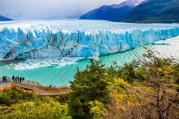 The colossal Glacier