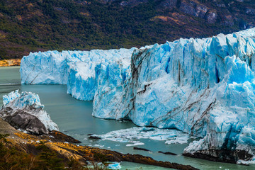 The amazing glacier