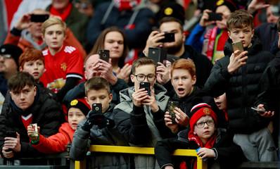 Premier League - Manchester United vs Brighton & Hove Albion