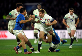 Autumn Internationals - England vs Samoa