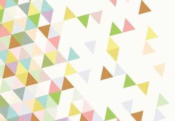 壁紙 模様 三角形