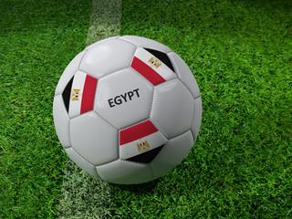 Egypt soccer ball