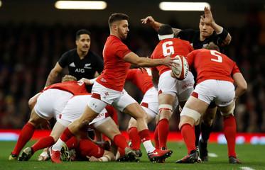 Autumn Internationals - Wales vs New Zealand