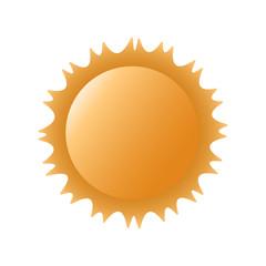Vector sun eps10