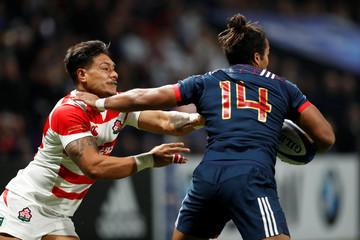 Autumn Internationals - France vs Japan