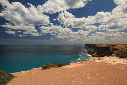 Coastline around Elliston, South Australia