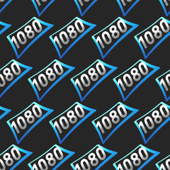 1080 high resolution text graphic