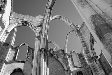 Lisbon's ruins