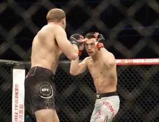 MMA: UFC Fight Night-Kenan vs Nash