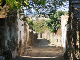 Granadilla, antiguo señorío de Granada, es una antigua villa amurallada de origen feudal en el noroeste de la provincia de Cáceres