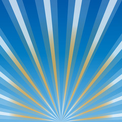 background of sunlight