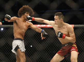 MMA: UFC Fight Night-Guan vs Caceres