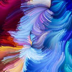 Illusion of Liquid Color