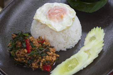 Fast Thai food