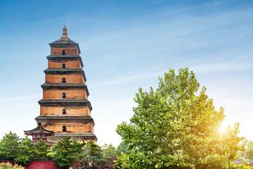 Xi'an Wild Goose Pagoda Fototapete
