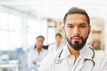 Kompetenter Arzt als Oberarzt