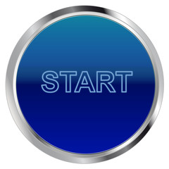 Button Start Symbolisch